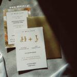 Helena - zaproszenie ślubne