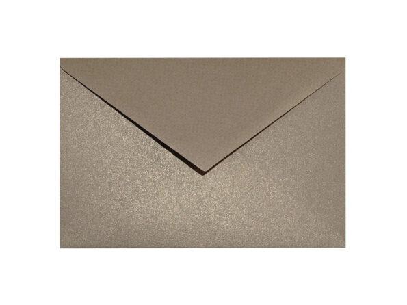 koperta-perlowa-sirio-pearl-110g-c6-merida-kraft-brazowa